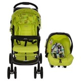 Xe đẩy trẻ em Travel System Graco Mirage+ Toy Town 1913562