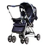xe đẩy cho bé Coozy amory206-blue
